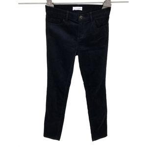 LOFT Womens Modern Skinny Corduroy Ankle Pants 0